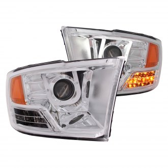 buy DRL Bar Headlights cheap for 2015 RAM 1500 TRUCK low price