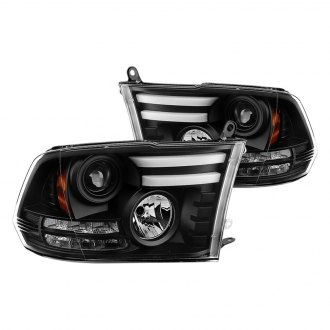 buy Spyder Headlights cheap for 2015 RAM 1500 TRUCK low price